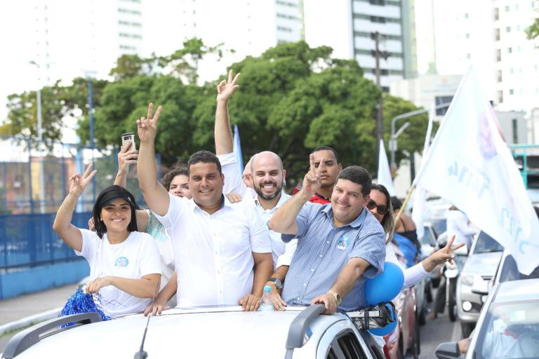 Romero Sales Filho segue ampliando apoios