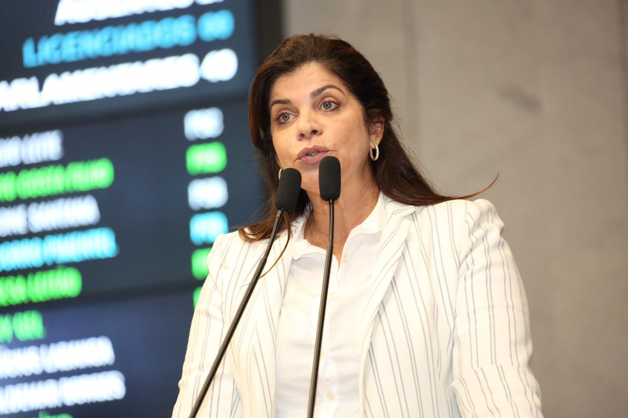 Socorro Pimentel denuncia dívida do Governo do Estado com a Fundação Altino Ventura