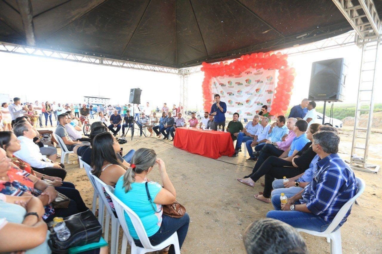 Prefeitura do Paudalho dá ordem de serviço de escola que terá investimento de mais de R$3 milhões